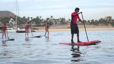The Arch Paddle Board