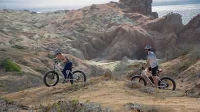 Electric Mountain Bike Adventure