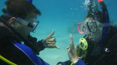Refresher dive for Certified Divers