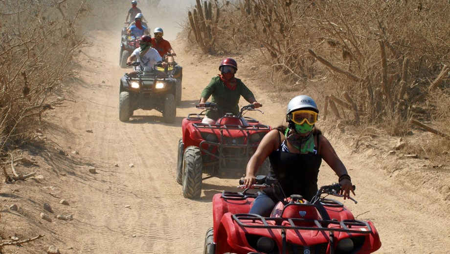 ATV Candelaria Tour