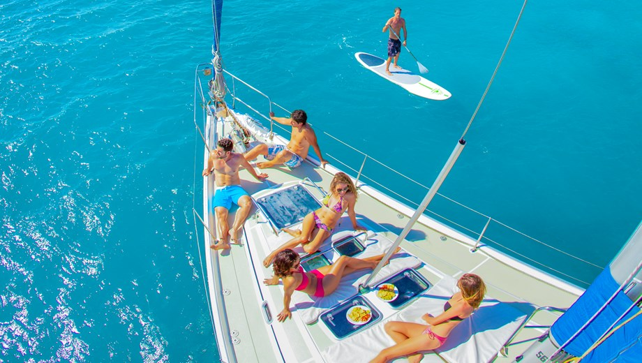 Luxury Sailing in Cabo