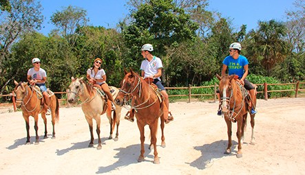 Horseback Riding Maroma Adventures