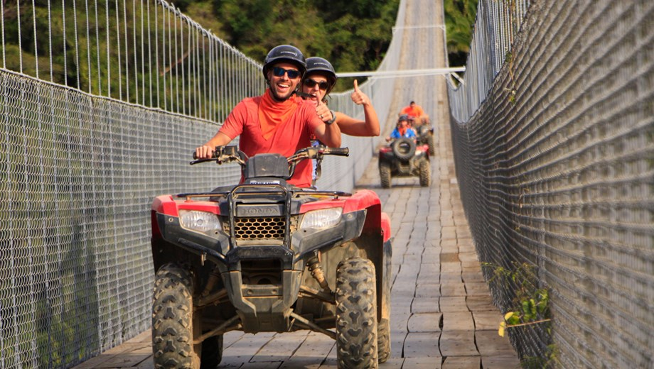 Jorullo Bridge ATV Tour