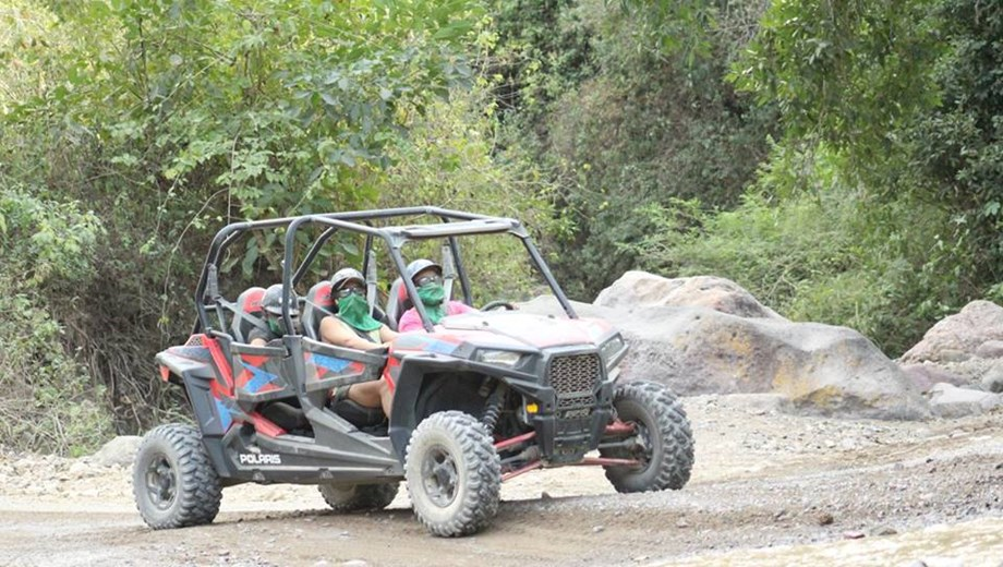 RZR & Canopy Cuale Tour